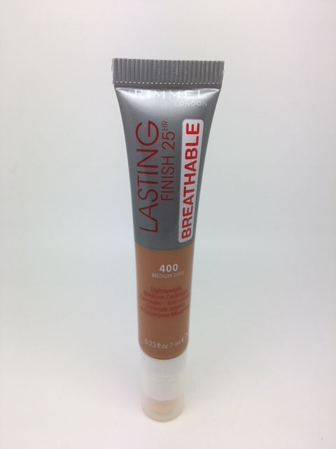 Rimmel Lasting Finish 25h Concealer, 400 Medium Dark x 6 (£1.50 each)