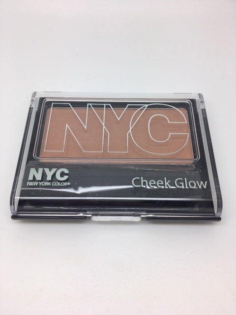 NYC Cheek Glow Powder Blush, 656 Sutton Place Peach x 6 (£0.50 each)