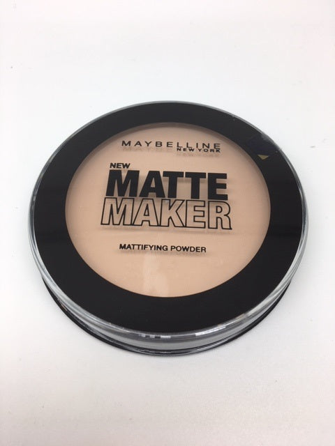 Maybelline Matte Maker Mattifying Powder, 50 Sun Beige x 6 (£1.95 each)