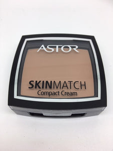 Astor Skin Match Compact Cream, 302 Deep Beige x 6 (£0.60 each)