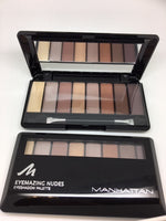 Manhattan Eyemazing Nudes Eyeshadow Palette, 100 Chocolate in a Box x 6 (£0.90 each)