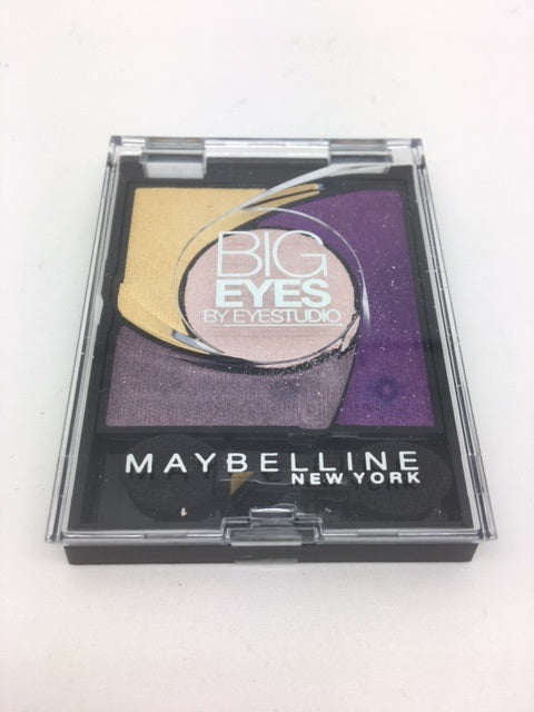 Maybelline Big Eyes Eyeshadow, 05 Luminous Purple x 6 (£1.20 each)