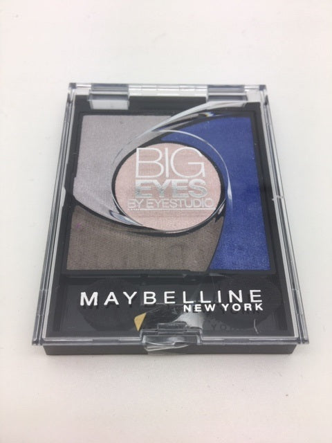 Maybelline Big Eyes Eyeshadow, 04 Luminous Blue x 6 (£1.00 each)