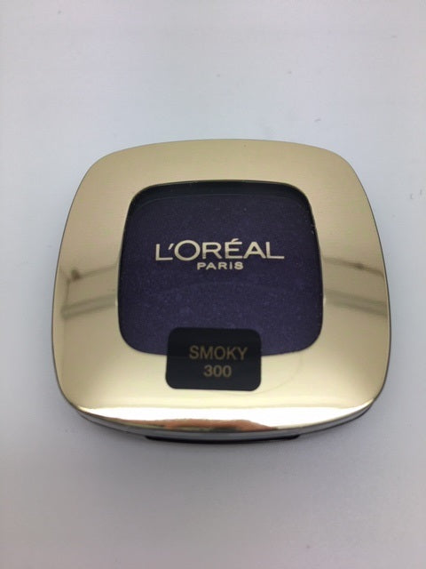 L'oreal Color Riche Mono Eyeshadow, (SMOKY) 300 Purple Disturbia x 6 (£0.75 each)