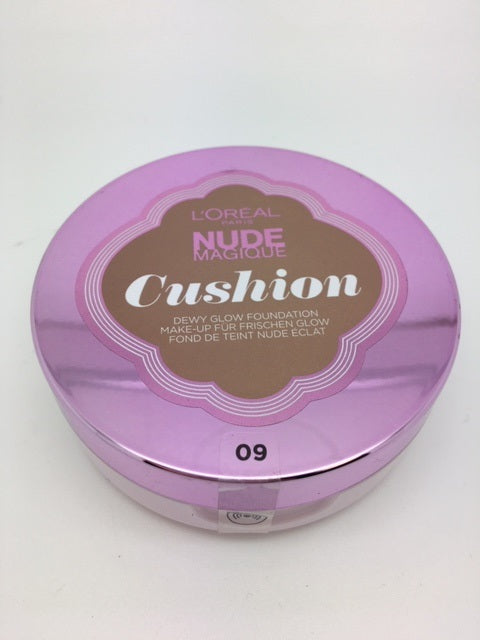 L'oreal Nude Magique Cushion Foundation, 09 Beige x 6 (£2.00 each)