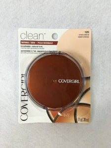 Covergirl Clean Pressed Powder Creamy Natural x 3 (£2.10 each) - Fizzy Peach Ltd