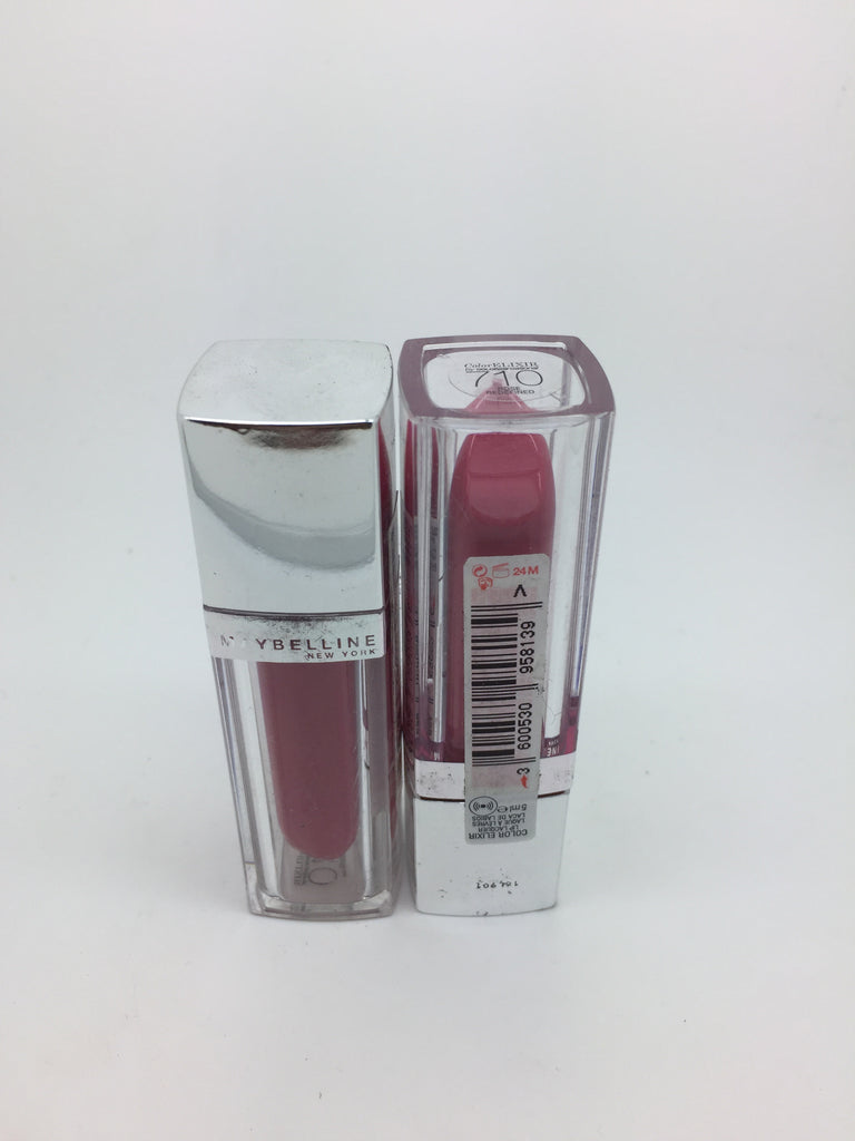 Maybelline Color Elixir Lip Laquer, 710 Rose Redefined x 6 (£1.00 each)