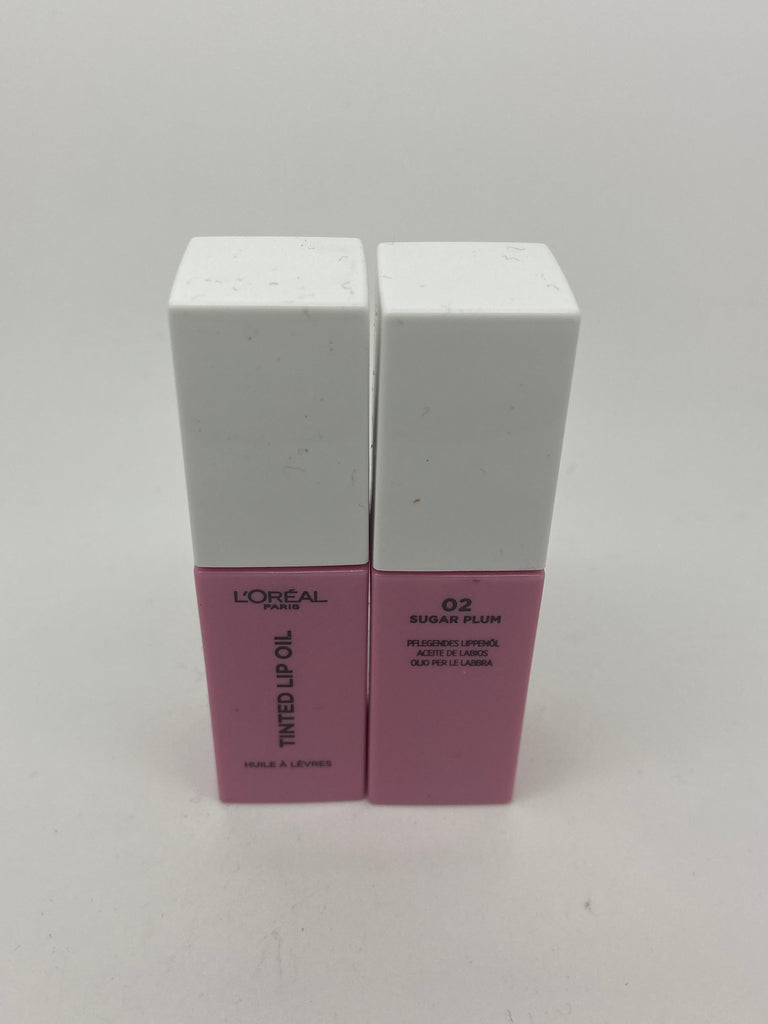 L'oreal Tinted Lip Oil, 02 Sugar Plum x 6 (£1.50 each)