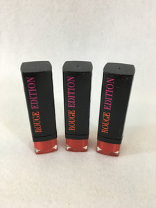 Bourjois Rouge Edition Lipstick 15 Rouge Podium x 6 (£2.00 each) - fizzypeach