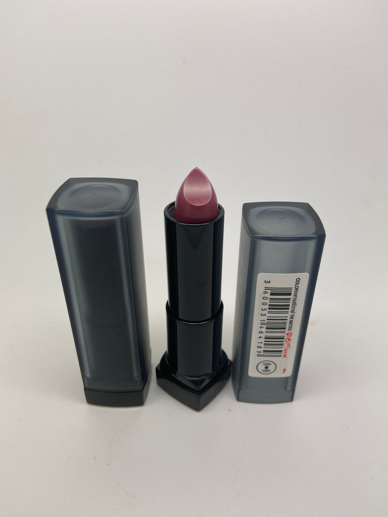 Maybelline Color Sensational The MATTES Lipstick, 10 Nocturnal Rose x 6 (£1.20 each)