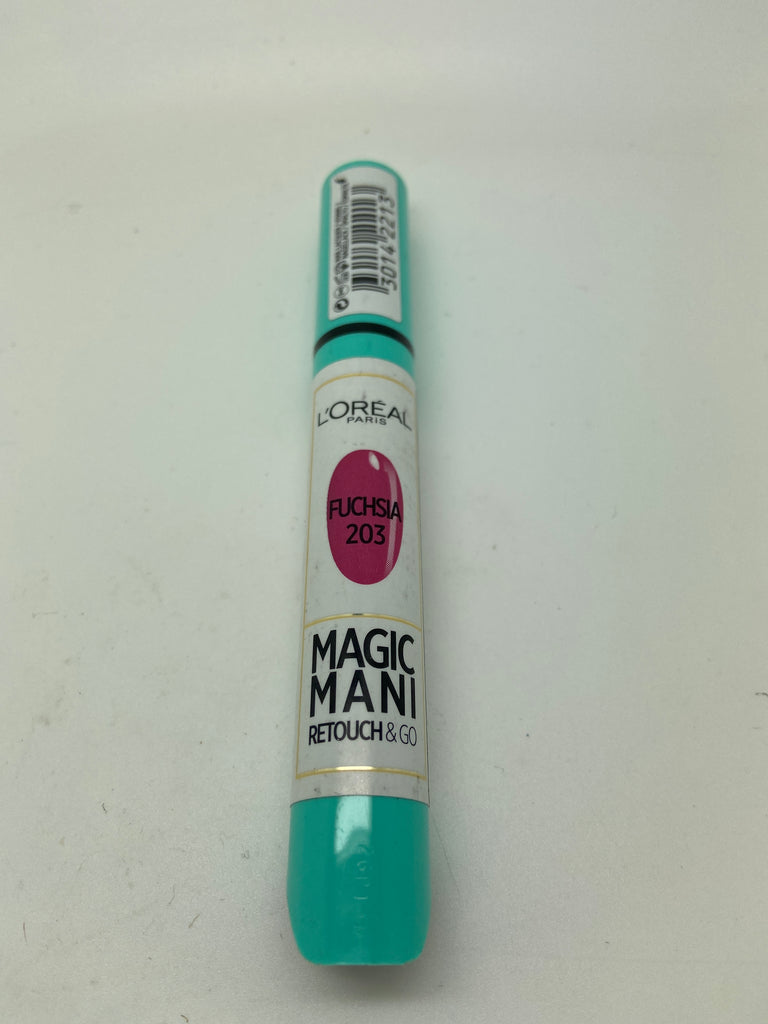 L'oreal Magic Mani Retouch Pen, 203 Fuchsia x 6 (£0.50 each)