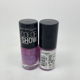 Maybelline Colorshow Nail Polish, 3 Tutti Fruity x 6 (£0.50 each)