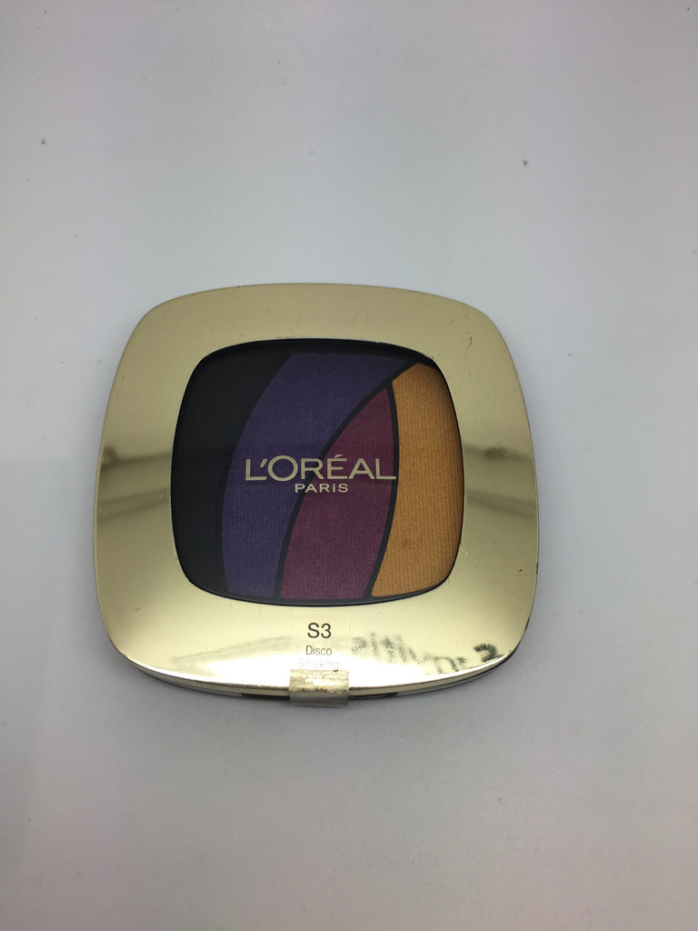 L'oreal Color Riche Eyeshadow Quad, S3 Disco Smoking x 6 (£1.50 each)