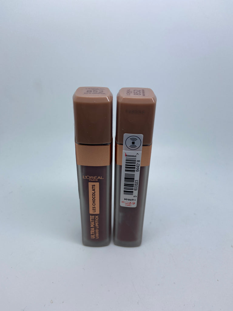 *Clearance* L'oreal Ultra Matte Liquid Lipstick, 852 Box Of Chocolates x 48 (£1.20 each)