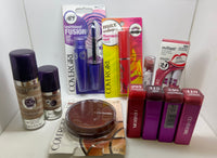 Covergirl JOB LOT, Mascara, Foundation, lipstick& Eyeliner x 27 Pieces (£1.50 Each)