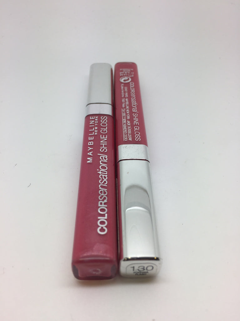 Maybelline Color Sensational Lip Gloss, 130 Fuchsia Flash x 6 (£1.00 each)