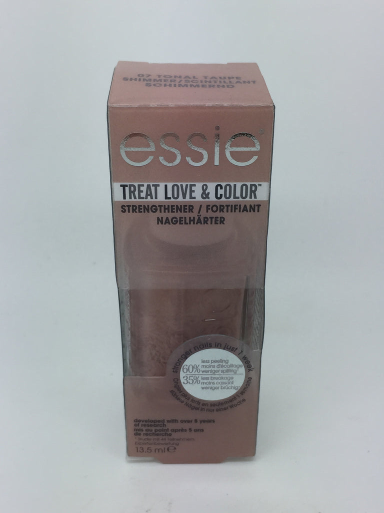 Essie Treat Love & Color Strengthener, 07 Tonal Taupe x 6 (£1.65 each)