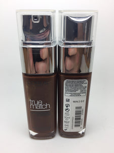 *SPECIAL PRICE* L'oreal True Match Foundation, 10.R/10.C Espresso x 6 (£2.25 each)
