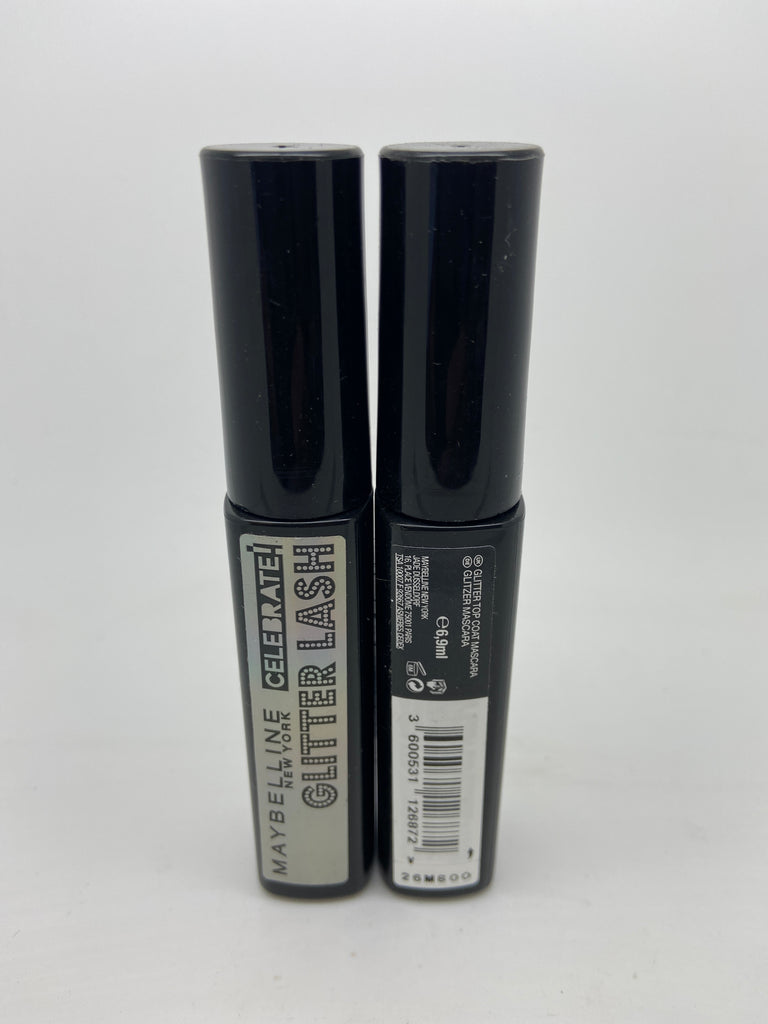 Maybelline Celebrate Glitter Lash Top Coat Mascara x 6 (£1.50 each)