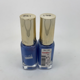 L'oreal Color Riche Jeans Effect Nail Polish 5ml, 861 Azur Salopette x 6 (£0.30 each)