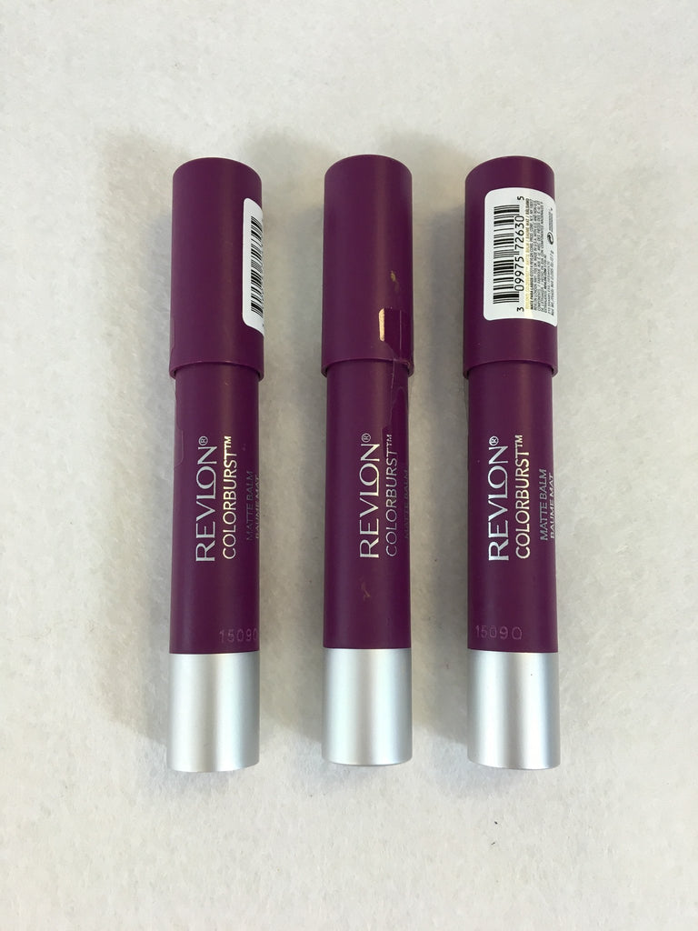 Revlon Colour Burst Balm Matte - 215 Shameless x 12 (£1.40 each) - Fizzy Peach Ltd