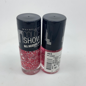 Maybelline Color Show Top Coat, 424 NY Lover x 6 (£0.50 each)