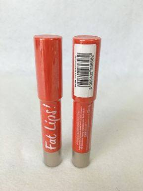 Look Beauty Fat Lips Intense Colour Lip Balm And Stain - Pucker x 12 (£0.50 each)