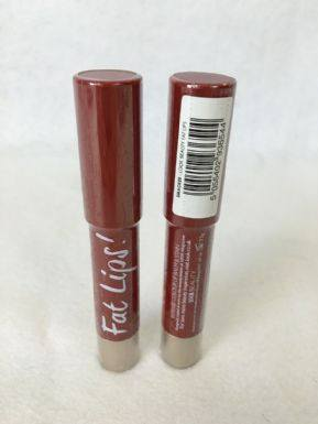 Look Beauty Fat Lips Intense Colour Lip Balm And Stain - Smacker x 12 (£0.50 each)