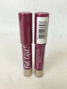 Look Beauty Fat Lips Intense Colour Lip Balm And Stain - Smooch x 12 (£0.50 each) - Fizzy Peach Ltd