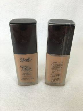 Sleek Bare Skin Foundation - 400 Noisette x 6 (£1.50 each) - Fizzy Peach Ltd