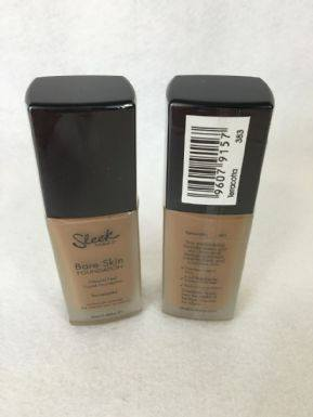 Sleek Bare Skin Foundation -  383 Terracotta x 6 (£1.50 each) - Fizzy Peach Ltd