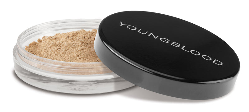 Barely Beige Natural Loose Mineral Foundation