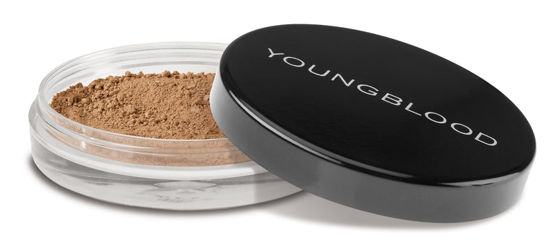 Toffee Natural Loose Mineral Foundation