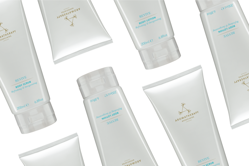 GET TO KNOW: REVIVE BODY SCRUB & REVIVE BODY LOTION
