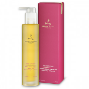 Renewing Rose Body Oil