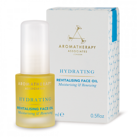 Hydrating Revitalising Face Oil