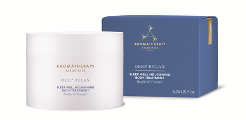 Deep Relax Sleep Well Nourishing Body Treatment