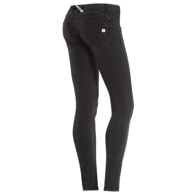 WR.UP® Shaping Jeans Skinny Low Black