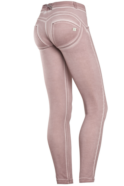 WR.UP® Shaping Pants Skinny Mid Retro Peach