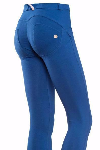 WR.UP® Shaping Pants Skinny Mid Royal Blue