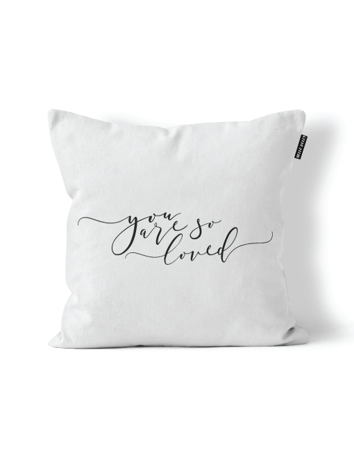Scandi Scatter Cushion - You are so Loved