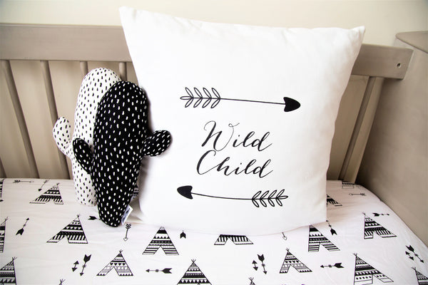 Scatter Cushion - Wild Child