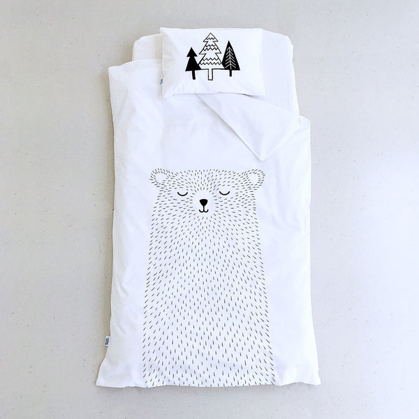 Duvet Set - Mr Bear  - 2 Colours