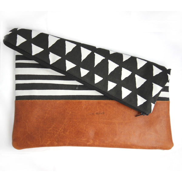 Clutch - Tribal Design