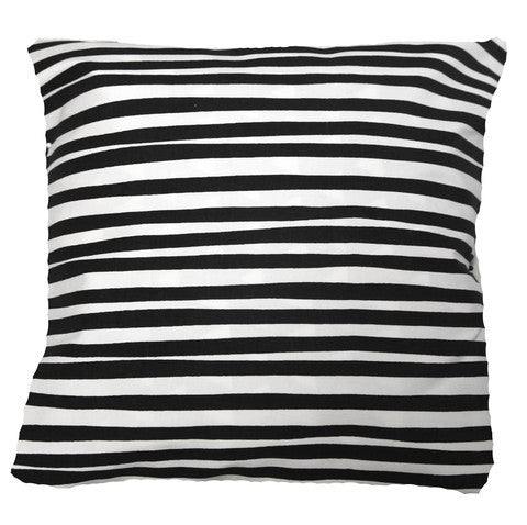 Monochrome Stripe Cushion Covers