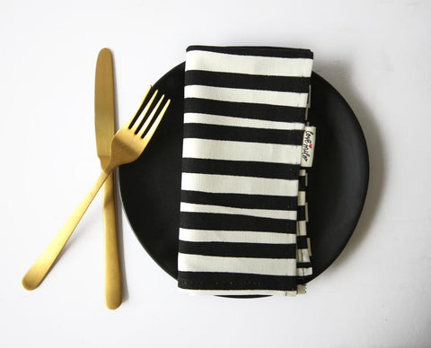 Napkins - Stripe (set of 2)