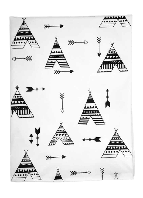 Baby/Toddler Tribal Duvet Set - Teepee