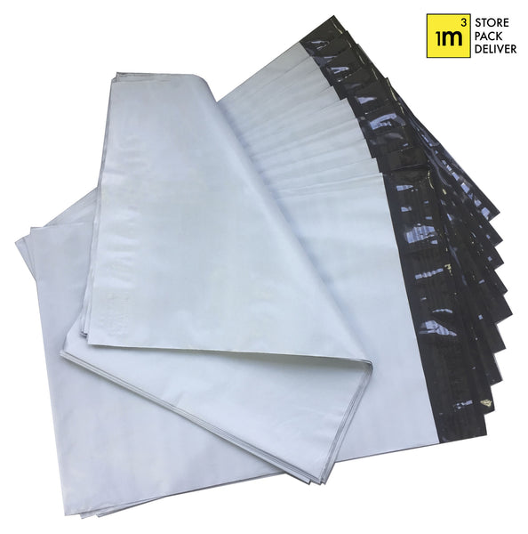 poly mailer bag, courier bag, postal bags, all sizes, water resistant, tear resistant, 1m3.co