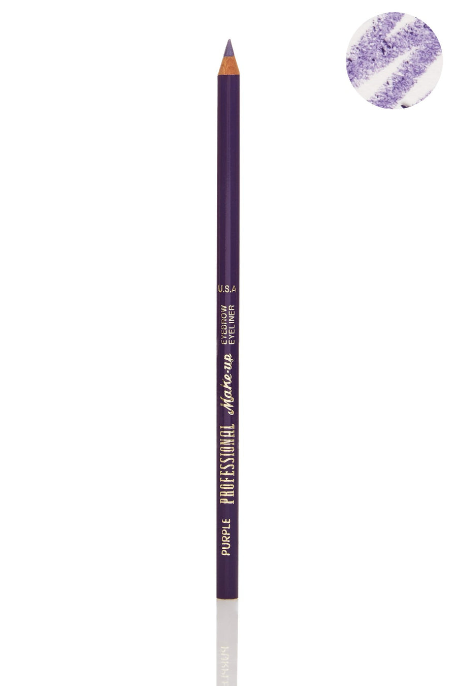 Purple Eyebrow Eyeliner Pencil - Blend Mineral Cosmetics