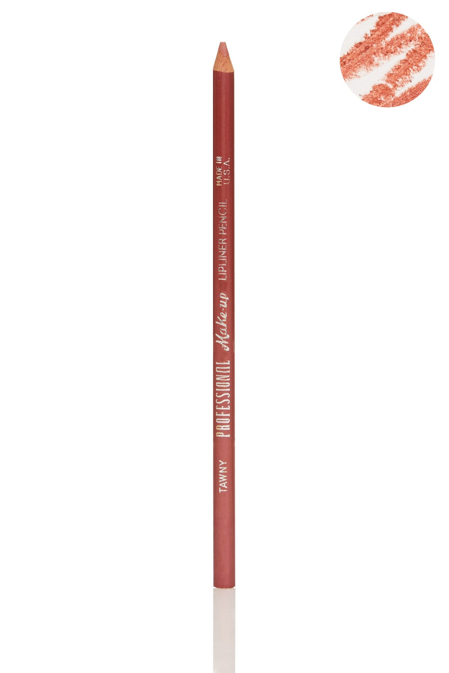 Tawny Lipliner Pencil - Blend Mineral Cosmetics